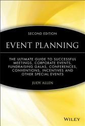 Event Planning (ISBN: 9780470155745)