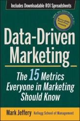 Data-Driven Marketing - Mark Jeffery (ISBN: 9780470504543)