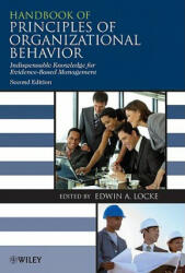 Handbook of Principles of Organizational Behavior - Edwin Locke (ISBN: 9780470740941)
