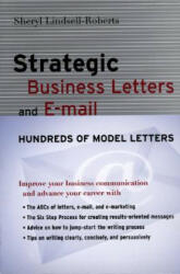 Strategic Business Letters and E-mail (ISBN: 9780618448333)