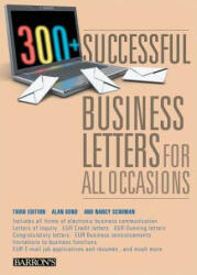 300+ Successful Business Letters for All Occasions (ISBN: 9780764143199)