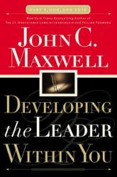 Developing the Leader Within You (ISBN: 9780785281122)