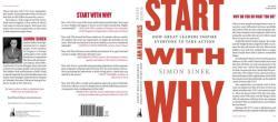 Start with Why - Simon Sinek (ISBN: 9781591842804)