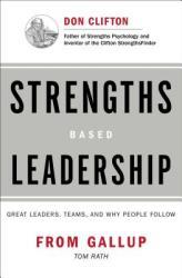 Strengths Based Leadership - Tom Rath (ISBN: 9781595620255)