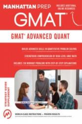 GMAT Advanced Quant (ISBN: 9781941234358)