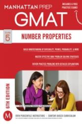 Number Properties GMAT Strategy Guide (ISBN: 9781941234051)