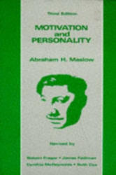 Motivation and Personality (ISBN: 9780060419875)