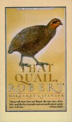 That Quail, Robert (ISBN: 9780060812461)