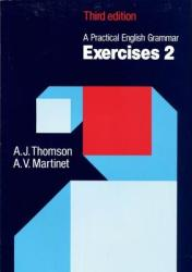Practical English Grammar: Exercises 2 - A J Thomson (ISBN: 9780194313445)