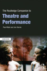 Routledge Companion to Theatre and Performance (2014)