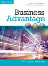 Business Advantage Intermediate Audio CDs (0000)