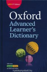 Oxford Advanced Learner's Dictionary: Hardback + DVD + Premium Online Access Code (ISBN: 9780194798785)
