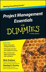 Project Management Essentials For Dummies (2015)