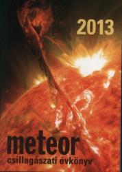 Meteor csillagászati évkönyv 2013 (ISBN: 2050000019807)