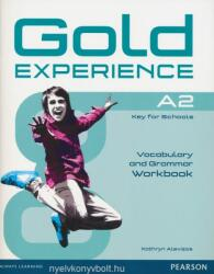 Gold Experience A2 Workbook without key - AMANDA THOMAS (ISBN: 9781447913894)