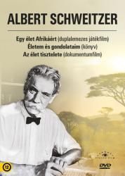 Albert Schweitzer díszdoboz - Könyv + DVD (2015)
