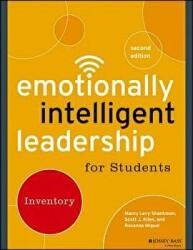 Emotionally Intelligent Leadership for Students: Inventory (2015)