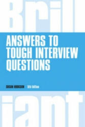 Brilliant Answers to Tough Interview Questions (ISBN: 9781292015330)