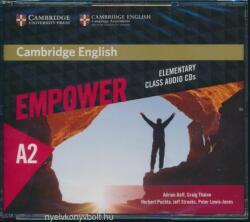 Cambridge English Empower Elementary Class Audio CD (ISBN: 9781107466319)