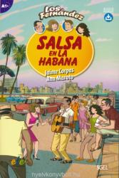 Salsa en la Habana: Easy Reader in Spanish Level A1+ - Jaime Corpas, Ana Maroto (ISBN: 9788497788199)