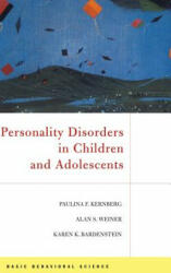 Personality Disorders in Children and Adolescents (2000)