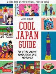 Cool Japan Guide - Abby Denson (2015)