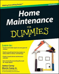 Home Maintenance for Dummies, 2nd Edition (ISBN: 9780470430637)