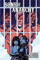 Sons of Anarchy Vol. 2 - Ed Brisson, Damien Couceiro (2015)