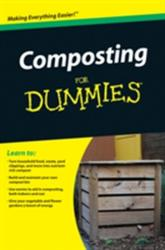 Composting For Dummies (ISBN: 9780470581612)