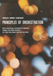 Principles of Orchestration (ISBN: 9780486212661)