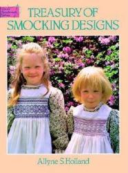 Treasury of Smocking Designs (ISBN: 9780486249919)