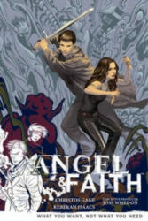 Angel And Faith Volume 5: What You Want, Not What You Need - Allie Scott (2014)