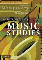 Introduction to Music Studies (ISBN: 9780521603805)