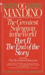 The Greatest Salesman in the World: Part II the End of the Story (ISBN: 9780553276992)