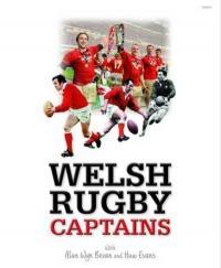 Welsh Rugby Captains - Alun Wyn Bevan (2010)