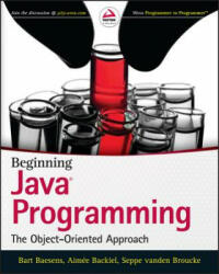 Beginning Java Programming - The Object Oriented Approach (2015)