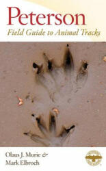 Peterson Field Guide to Animal Tracks: Third Edition (ISBN: 9780618517435)
