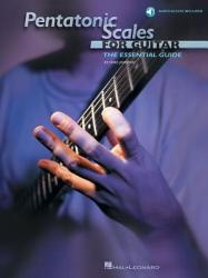 Pentatonic Scales for Guitar: The Essential Guide (ISBN: 9780634046469)