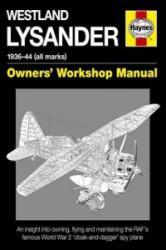 Westland Lysander Manual (2014)