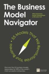 Business Model Navigator - Oliver Gassmann (2015)