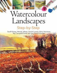 Watercolour Landscapes Step-by-Step (2014)