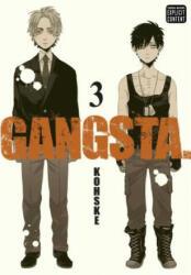 Gangsta. , Vol. 3 (2014)