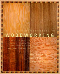 Complete Manual of Woodworking - Albert Jackson, David Day, Simon Jennings (ISBN: 9780679766117)