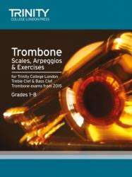 Brass Scales & Exercises: Trombone from 2015 (2014)