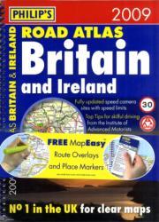 Philip's Road Atlas Britain and Ireland (2008)