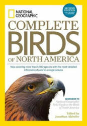 National Geographic Complete Birds of North America, 2nd Edition - Jonathan Alderfer (2014)