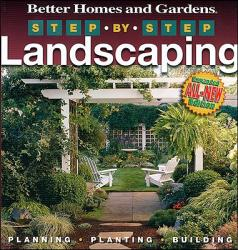 Step-By-Step Landscaping (ISBN: 9780696230820)