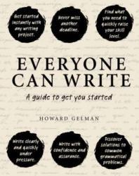 Everyone Can Write - Howard Gelman (2014)