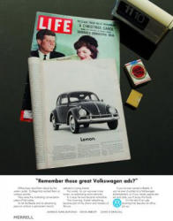 Remember Those Great Volkswagen Ads? (2014)