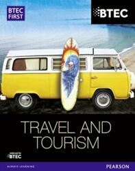 BTEC First in Travel & Tourism Student Book (2013)
